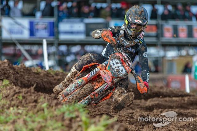 "Bas Vaessen, Hitachi KTM powered by Milwaukee <span class=""copyright"">Niek Fotografie</span>"