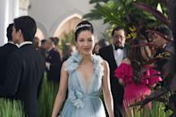 "<p><em>Crazy Rich Asians</em> broke boundaries with its all Asian cast and has been hailed as a film that has helped fill the gap in the lack of representation of Asian Americans in Hollywood. Adapted from a best-selling novel, the film received rave reviews and <a href=""https://www.cnbc.com/2019/09/06/crazy-rich-asians-co-writer-adele-lim-quits-sequel-due-to-pay-gap.html"" rel=""nofollow noopener"" target=""_blank"" data-ylk=""slk:is set for a sequel"" class=""link rapid-noclick-resp"">is set for a sequel</a>.</p>"
