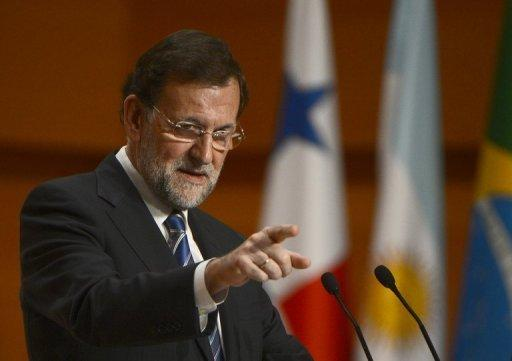 Spanish PM rejects proposed 75-bn-euro EU budget cut