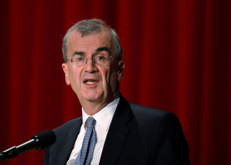 ECB will be as innovative as needed with policy tools, Villeroy says