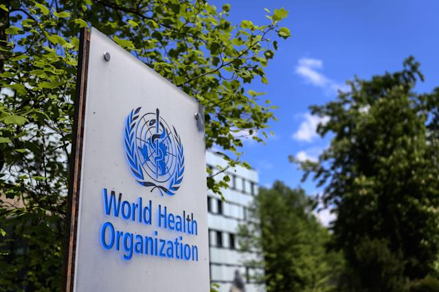 The World Health Organization (WHO) previously claimed there was 'no evidence' those with coronavirus could not catch it again. (Getty)