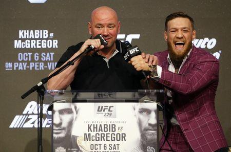 Report: McGregor signs eight-fight deal with UFC