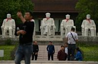 Eight years on from the death of Huaxi's village chief, its economic takeoff appears to have crash-landed