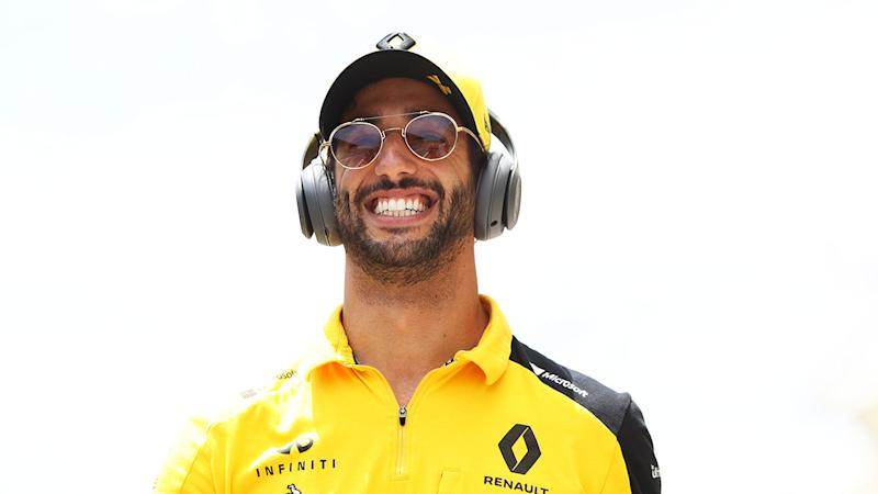Daniel Ricciardo's Renault season has largely been one to forget.