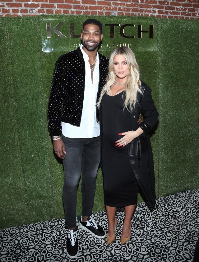 Khloe Kardashian and Tristan Thompson Rich Paul's Klutch Sports Group hosted their annual 'The Game Is Every-Thing' dinner party at Beauty & Essex