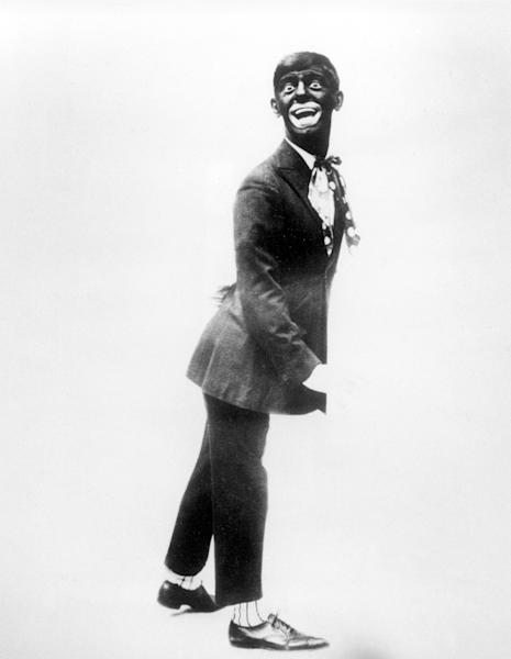"FILE - This 1920s image shows comedian Eddie Cantor wearing blackface while performing ""If You Knew Susie."" As some of Virginia's white political leaders grapple with long-delayed fallout from having worn blackface years ago, others who once donned blackface have been re-examining old memories of the behavior. (AP Photo/File)"