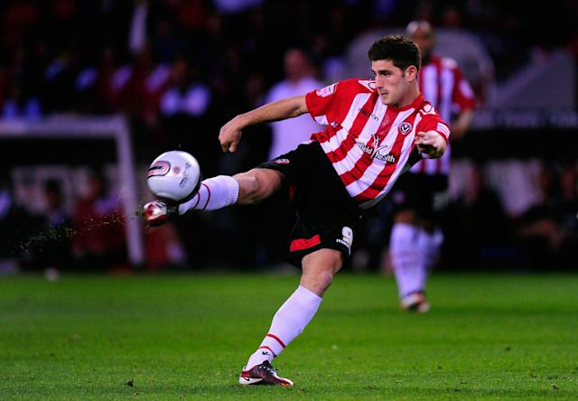 Ched Evans will play for Sheffield United next season
