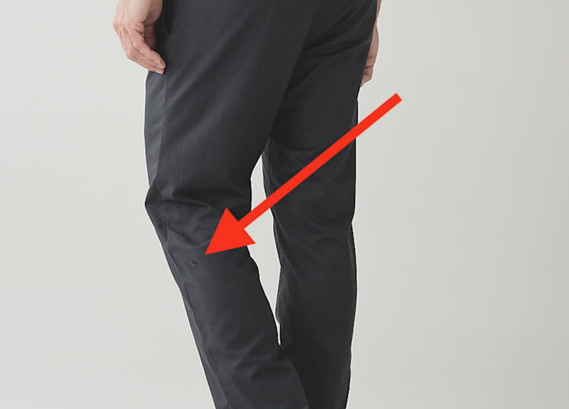 d7cd5471cb Wall Street man loves his Lululemon pants, but there's one tiny problem