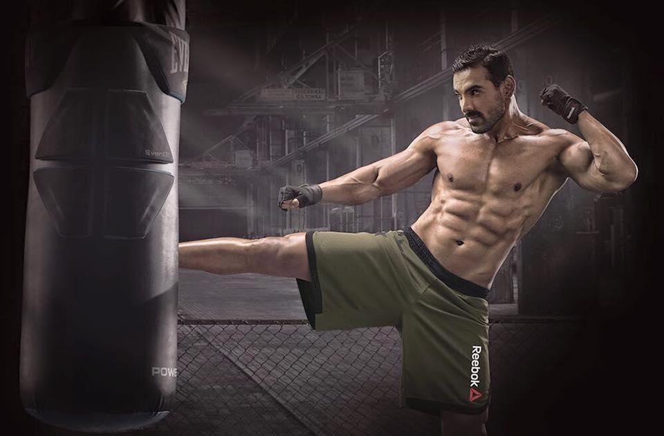 Maybe after allowing his fans a sneak-peak of his derriere in Dostana, the hunky star realized the potential of the precious asset his mamma gave him. John has since insured his butt for 10 Crores. I mean, why? What can possibly happen to John Abraham's butt?