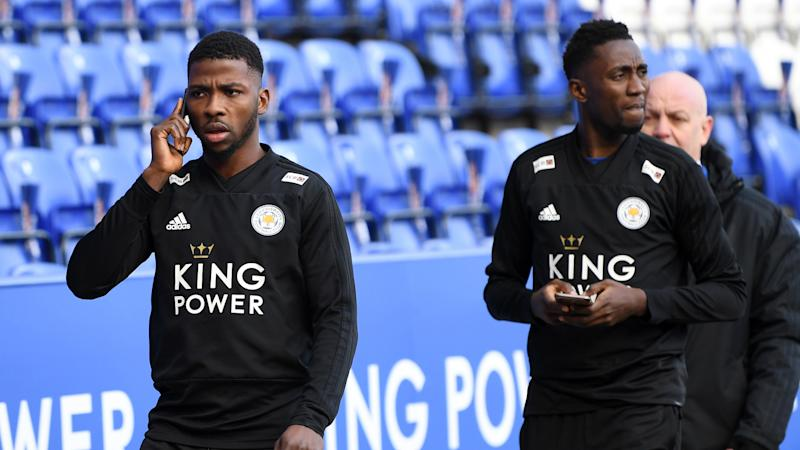 EXTRA TIME: Leicester City's Wilfred Ndidi and Kelechi Iheanacho kick off vacation in style
