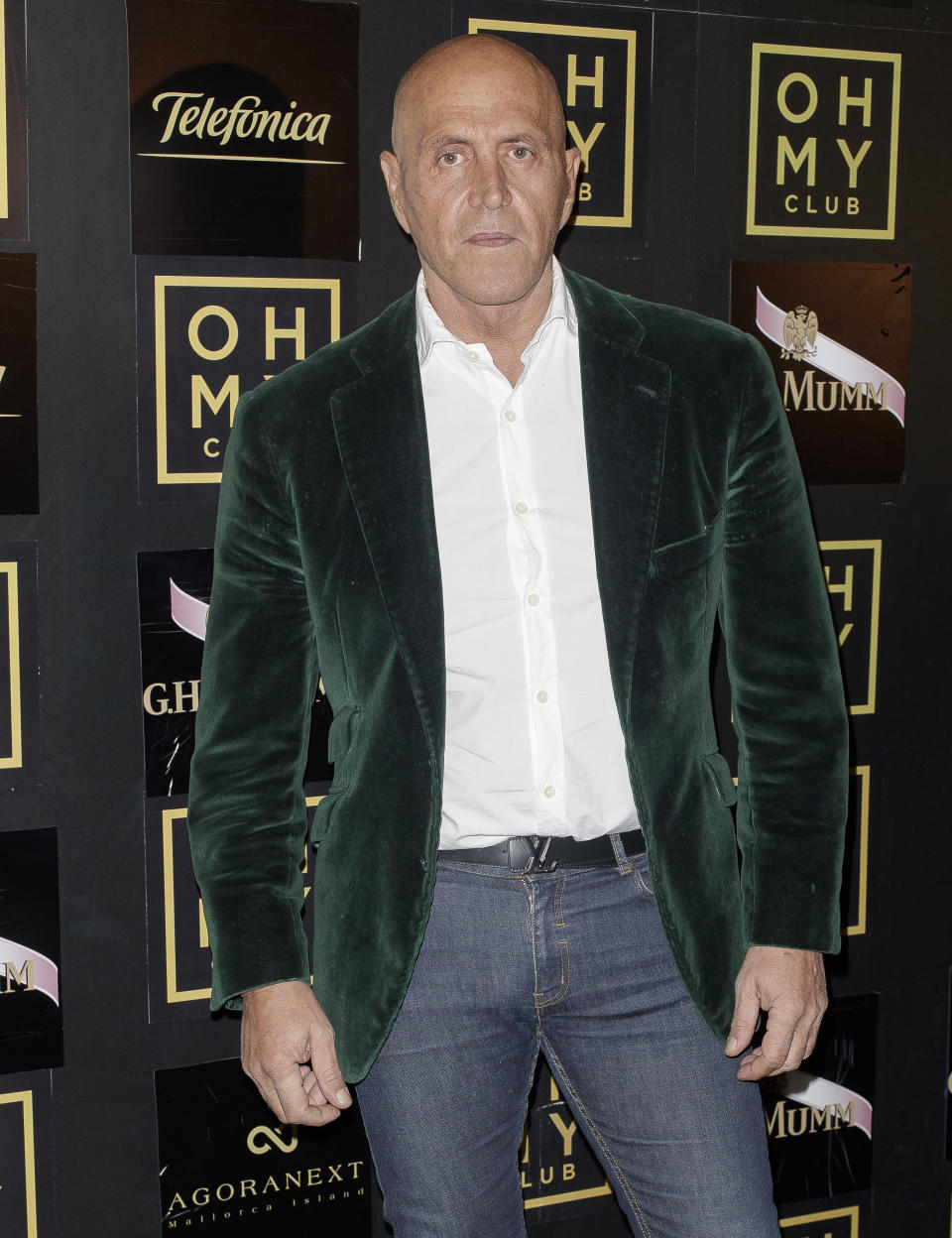 MADRID, SPAIN - JANUARY 23: Kiko Matamoros attends the 'Travel & Tourism Digital Awards' photocall at Oh My Club on January 23, 2019 in Madrid, Spain. (Photo by Eduardo Parra/Getty Images)