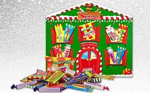 Swizzels Matlow Advent Calendar from Amazon - Credit: Amazon
