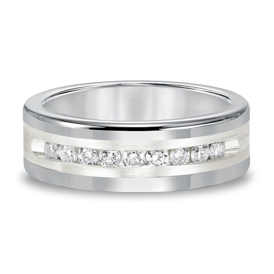 76ce36c9a892d 60 Unique Men's Wedding Bands and Rings From Classic to Modern