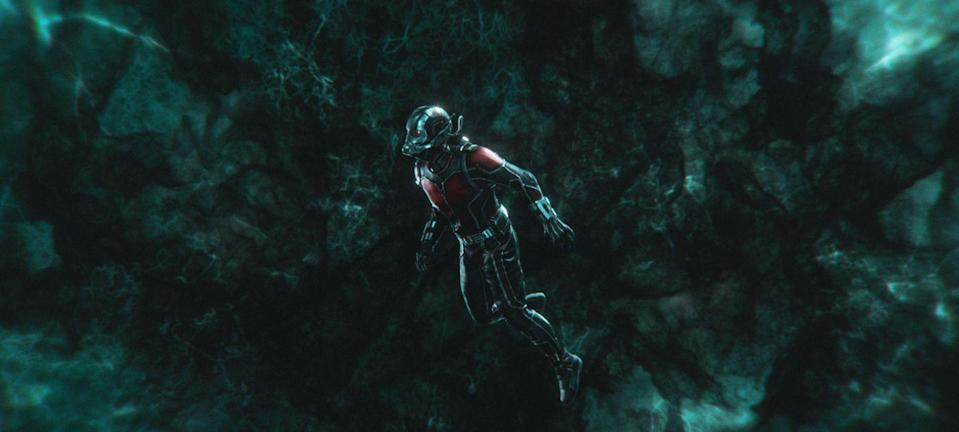 "<p><strong>Last sighted:</strong> The Quantum Realm<br>The <em><a rel=""nofollow noopener"" href=""http://www.digitalspy.com/movies/ant-man/review/a861084/ant-man-and-the-wasp-review-spoiler-free-evangeline-lilly-paul-rudd/"" target=""_blank"" data-ylk=""slk:Ant-Man and the Wasp"" class=""link rapid-noclick-resp""><em>Ant-Man and the Wasp</em></a></em> mid-credits scene left Scott Lang stranded in the Quantum Realm after his allies were all erased by Thanos. How will he get out?</p>"