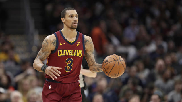 George Hill is a graduate of IUPUI. (AP Photo/Tony Dejak)