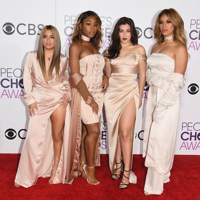Fifth Harmony perform at People's Choice Awards after Camila Cabello's exit