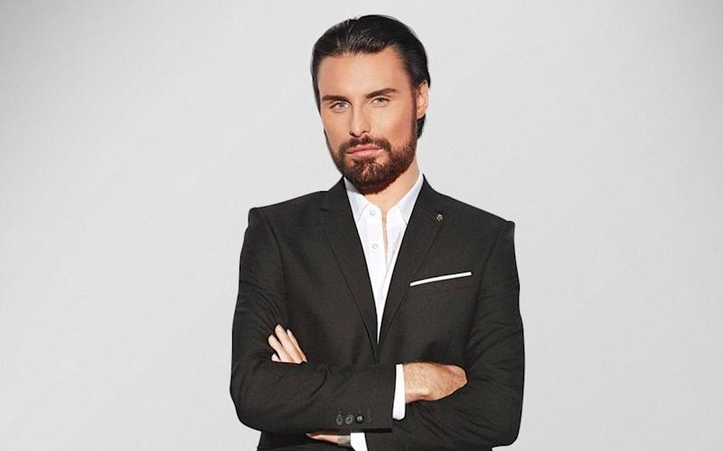 Rylan Clark-Neal - WARNING: Use of this copyright image is subject to the terms of use of BBC Pictures' Digital Picture
