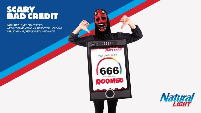Natty Light Wants to See Your Real-World Scaries Costume