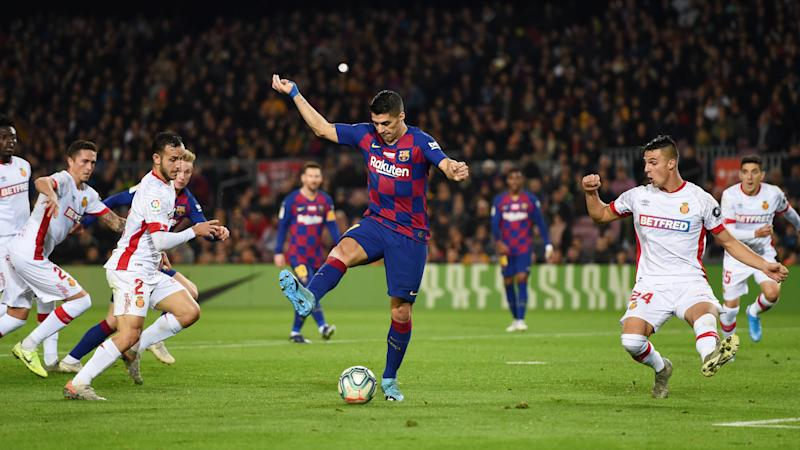 'Best goal of my career!' - Suarez savours stunning back-heel strike in Barca rout