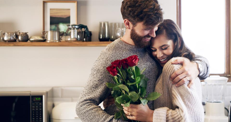 Valentine's Day 2021 is definitely all about the romantic night at home - just like every other night.