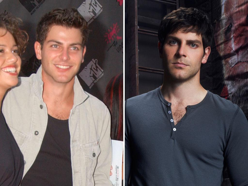 """<b>David Giuntoli </b>first foray into the television world began on MTV's """"Road Rules: South Pacific."""" He went on to land small parts on various shows -- """"Grey's Antomy,"""" """"Without a Trace,"""" """"Nip/Tuck,"""" and """"Cold Case"""" -- before landing the lead in NBC's supernatural drama """"Grimm,"""" which is now in its second season."""