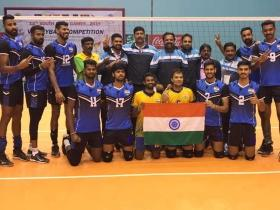 India clinch volleyball gold over Pakistan at South Asian Games