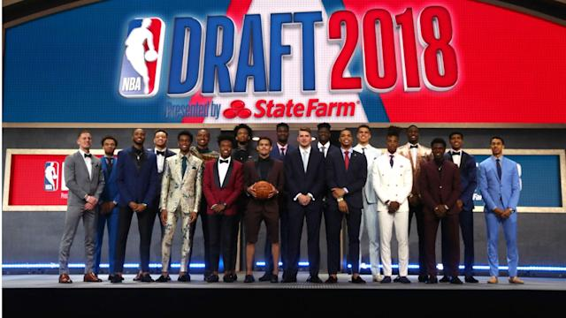 All of ESPN NBA reporter Adrian Wojnarowski's Twitter leaks of first-round picks at the 2018 NBA Draft, ranked from best to absolute best.