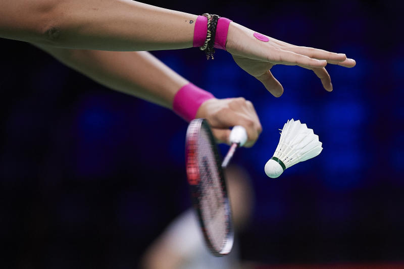 The US Olympic and Paralympic Committee has filed a complaint to decertify USA Badminton. (Photo by Lars Ronbog / FrontZoneSport via Getty Images)