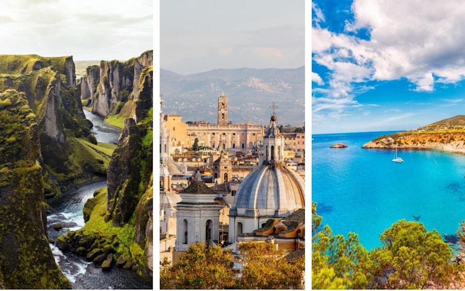 From Iceland to Italy and Spain, which countries will allow paper vaccine certificates?