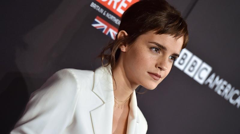 """Emma Watson has said she's experienced """"the full spectrum"""" of sexual harassment working in Hollywood."""