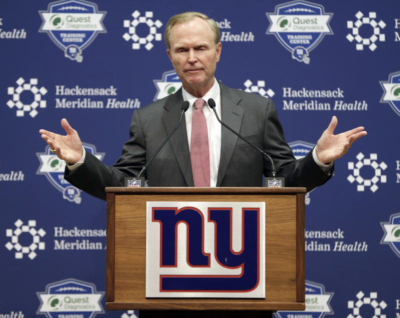 National Football League trade rumors: Giants owner noncommittal on Odell Beckham Jr.'s future