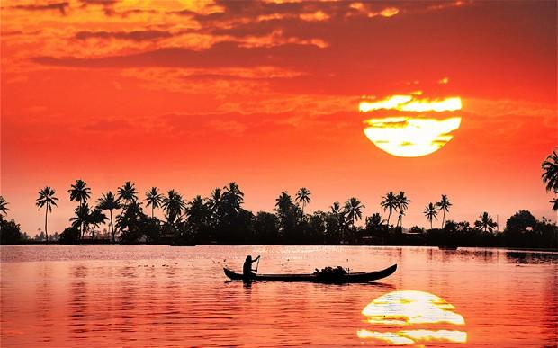 "<div class=""caption-credit""> Photo by: Telegraph</div><div class=""caption-title"">Kerala, India</div>Enjoy the warm sun, even as it sets. <br> <i>Find out more at <a rel=""nofollow"" target=""_blank"" href=""https://ec.yimg.com/ec?url=http%3a%2f%2fwww.telegraph.co.uk%2fsponsored%2ftravel%2finspirational-world-holidays%2f9800152%2fexperience-india.html%26quot%3b%26gt%3bTelegraph%26lt%3b%2fa%26gt%3b.%0a%26lt%3bbr%26gt%3b%26lt%3b%2fi%26gt%3b&t=1511477151&sig=Q7AfwvONUZdwnFKohagdyA--~D <i><b>MORE ON BABBLE</b> <br> <a rel=""nofollow"" target="""" href=""http://www.babble.com/family-style/2012/08/30/10-quirkiest-hotels-in-the-world/?cmp=ELP%7Cbbl%7Clp%7CYahooShine%7CMain%7C%7C041913%7C%7C25PlacestoSeetheMostBeautifulSunset%7CfamE%7C%7C%7C"">The 10 strangest hotels you'll ever stay at</a> <br> <a rel=""nofollow"" target="""" href=""http://www.babble.com/family-style/2012/02/01/25-amazingly-tiny-houses/?cmp=ELP%7Cbbl%7Clp%7CYahooShine%7CMain%7C%7C041913%7C%7C25PlacestoSeetheMostBeautifulSunset%7CfamE%7C%7C%7C"">25 insanely tiny houses</a></i><i><br> <br></i> <br>"