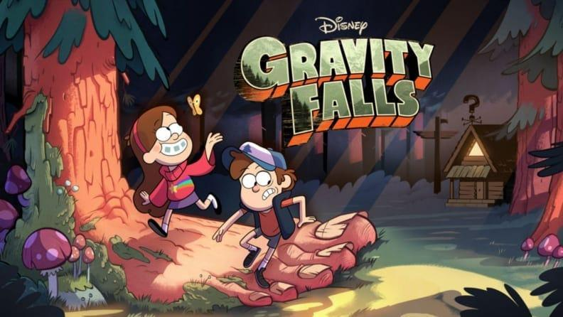 You'll never get bored watching Gravity Falls.