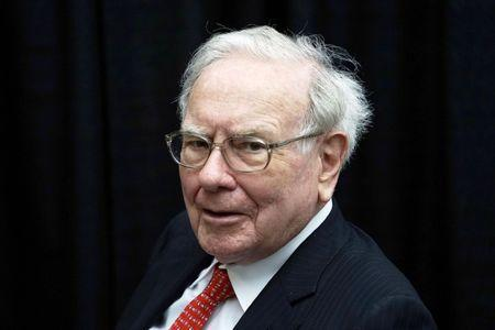 Warren Buffett says his company made billions from GOP tax reform