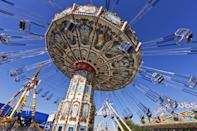 <p>Fried food! Supporting local businesses! Rides! Games!</p>