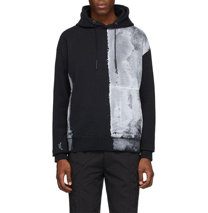 """<p><strong>A-Cold-Wall*</strong></p><p>ssense.com</p><p><strong>$440.00</strong></p><p><a href=""""https://go.redirectingat.com?id=74968X1596630&url=https%3A%2F%2Fwww.ssense.com%2Fen-us%2Fmen%2Fproduct%2Fa-cold-wall%2Fblack-painted-hoodie%2F4793041&sref=https%3A%2F%2Fwww.esquire.com%2Fstyle%2Fmens-fashion%2Fg3357%2Fbest-hoodies-men%2F"""" rel=""""nofollow noopener"""" target=""""_blank"""" data-ylk=""""slk:Buy"""" class=""""link rapid-noclick-resp"""">Buy</a></p><p>Like a long weekend spent at home DIY-ing everything in sight (somehow) gone remarkably right. </p>"""