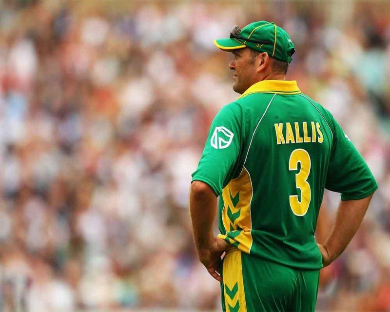 Jacques Kallis is regarded as arguably the greatest all-rounder of all time