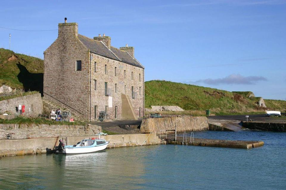 """<p>If you've always wanted to experience one of Scotland's greatest road trips, the North Coast 500, <a href=""""https://go.redirectingat.com?id=127X1599956&url=https%3A%2F%2Fwww.vrbo.com%2Fen-gb%2Fp733207&sref=https%3A%2F%2Fwww.menshealth.com%2Fuk%2Fadventure%2Fg36954308%2Funique-places-to-stay-uk%2F"""" rel=""""nofollow noopener"""" target=""""_blank"""" data-ylk=""""slk:Keiss Harbour House"""" class=""""link rapid-noclick-resp"""">Keiss Harbour House</a> is an excellent base. The unique pad in the village of Keiss, 10 miles south of John O'Groats, has a great hall-style dining room with vaulted ceilings, a wooden table that seats up to 16 people, and grand seating areas with armchairs, an open fire and a wood-burning stove.</p><p>There's a wine fridge and underfloor heating at this unique beach house that's stylishly decked out in tartan and featuring antlers on the walls. If you ever get bored inside, you can check out the village pub, head to the beach and watch the fishermen in the harbour who will sell you fresh crab and lobster right off their boats.</p><p><strong>Sleeps: </strong>12</p><p><strong>Available from: </strong><a href=""""https://go.redirectingat.com?id=127X1599956&url=https%3A%2F%2Fwww.vrbo.com%2Fen-gb%2Fp733207&sref=https%3A%2F%2Fwww.menshealth.com%2Fuk%2Fadventure%2Fg36954308%2Funique-places-to-stay-uk%2F"""" rel=""""nofollow noopener"""" target=""""_blank"""" data-ylk=""""slk:VRBO"""" class=""""link rapid-noclick-resp"""">VRBO</a></p><p><strong>Price:</strong> From £215 per night</p><p><a class=""""link rapid-noclick-resp"""" href=""""https://go.redirectingat.com?id=127X1599956&url=https%3A%2F%2Fwww.vrbo.com%2Fen-gb%2Fp733207&sref=https%3A%2F%2Fwww.menshealth.com%2Fuk%2Fadventure%2Fg36954308%2Funique-places-to-stay-uk%2F"""" rel=""""nofollow noopener"""" target=""""_blank"""" data-ylk=""""slk:CHECK AVAILABILITY"""">CHECK AVAILABILITY</a></p>"""