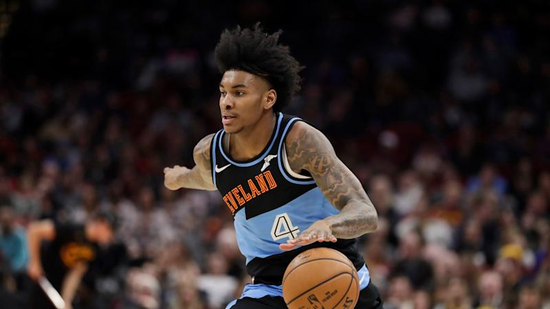 Cavaliers rookie Kevin Porter Jr. exits Sunday's game with knee injury