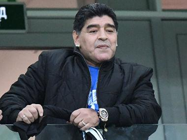 FIFA World Cup 2018: Diego Maradona calls for meeting with Argentina players to give motivational talk