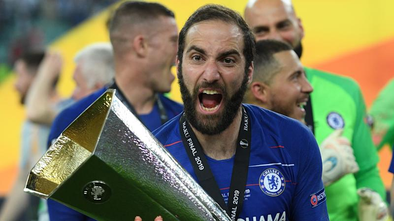 Higuain: I could have done better but Chelsea move wasn't a failure