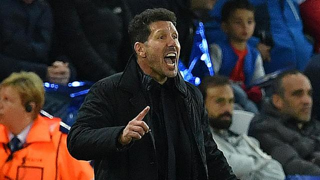 Atletico Madrid's early season wobbles are a fading memory and Diego Simeone wants them to continue their fine form until the end of LaLiga.