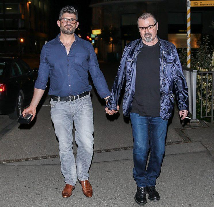 Slikovni rezultat za george michael and fadi fawaz
