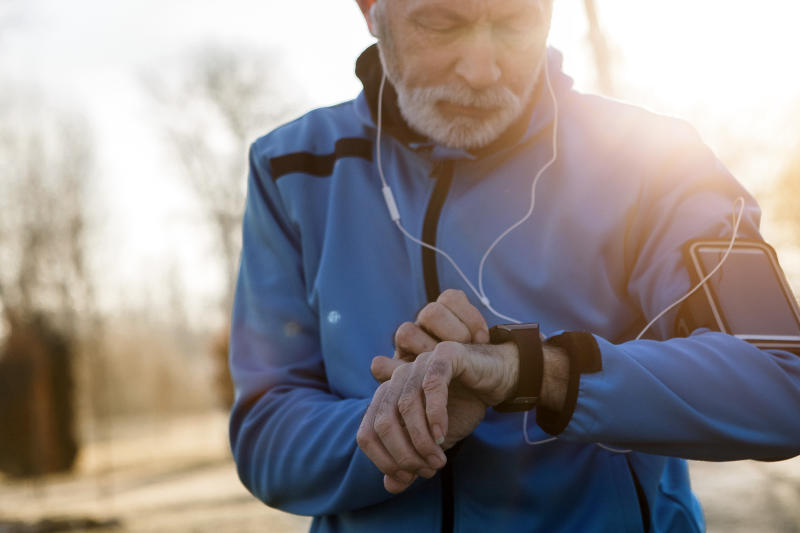 Regular exercise can reduce risk of prostate cancer. [Photo: Getty]