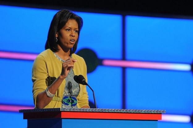 Michelle Obama joins Twitter, gathering followers fast