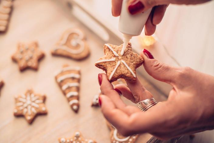 <p>A cookie decorating contest is the yummiest way to get in the competitive spirit this Christmas—and the best part? You'll be able to eat all the entries after you're done!</p>