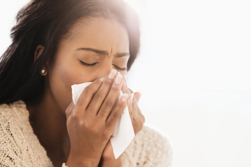Researchers at Stanford and University of California, San Francisco may have found the cure for the common cold, which affects millions of Americans each year. (Photo: Getty Images)