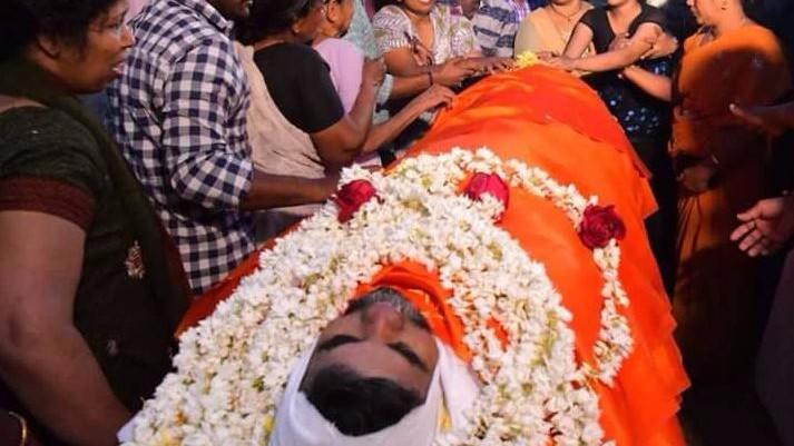 Why Did You Kill Him, Asks Daughter of Slain Kerala RSS Worker