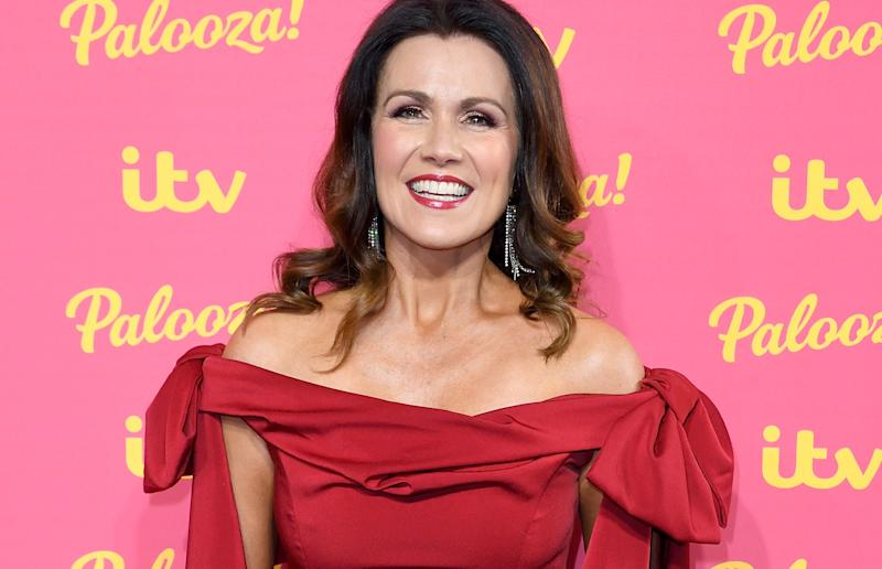 Susanna Reid has taken the 20 year challenge (Credit: Getty Images)