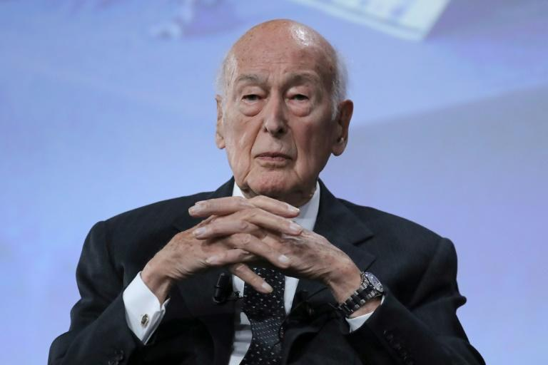 France's former president Giscard d'Estaing, 94, hospitalised